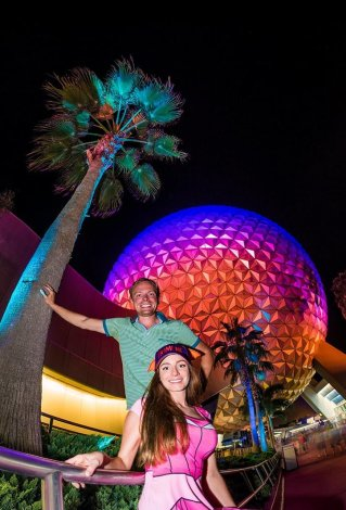 sarah-tom-bricker-dress-spaceship-earth-epcot-disney