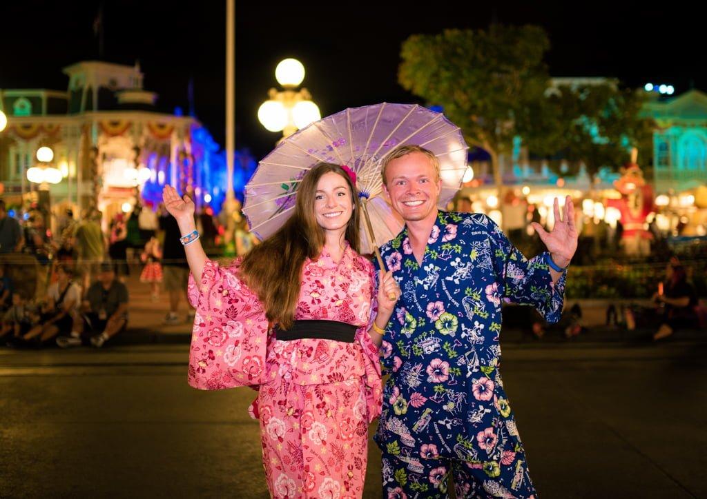 Disney World Halloween Costume Rules