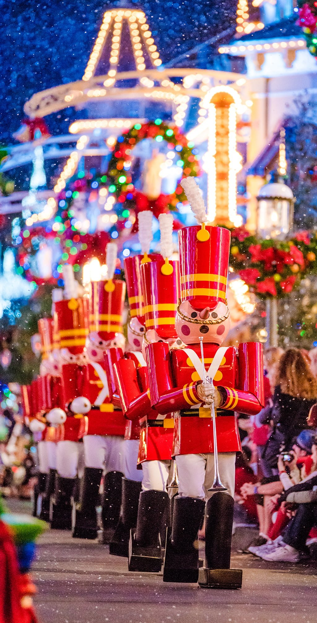 overall the decorations category really sums it up the decorations and background music are what give the parks their festive atmosphere during - When Is Disney World Decorated For Christmas