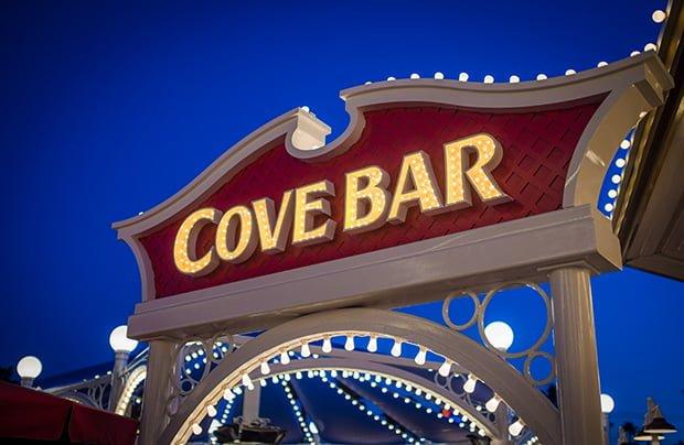 Cove Bar Review - Disney Tourist Blog