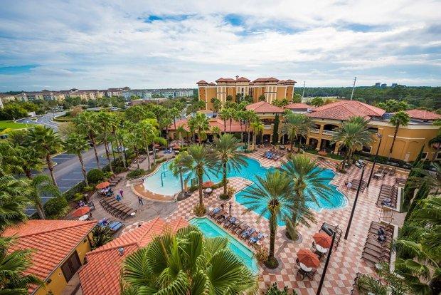 floridays resort orlando hotel review disney tourist blog. Black Bedroom Furniture Sets. Home Design Ideas