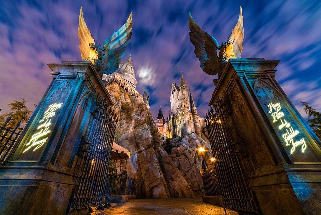 Universal Hogwarts Castle Tour