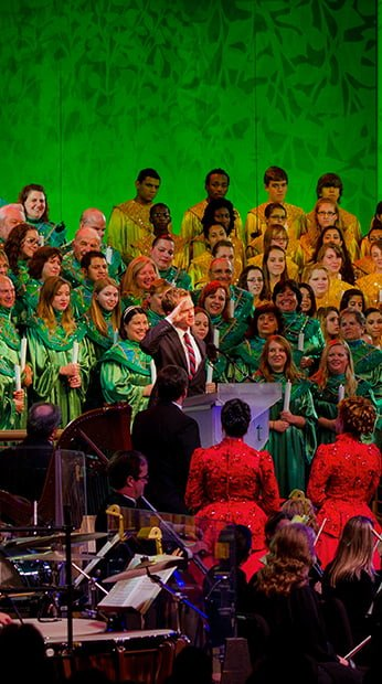 2019 Candlelight Processional Info & Tips - Disney Tourist