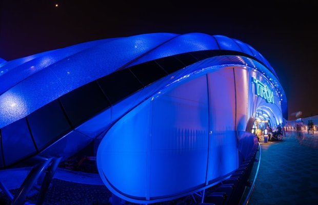 tron-lightcycle-power-run-main-entrance-shanghai-disneyland