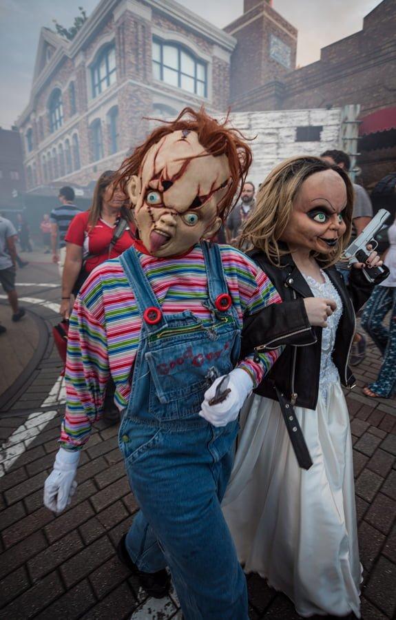 Halloween horror nights universal studios orlando tickets
