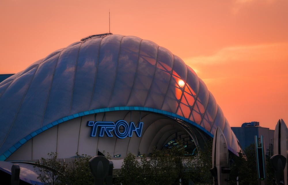 Rides Temporarily Closing for TRON Coaster Construction at Magic