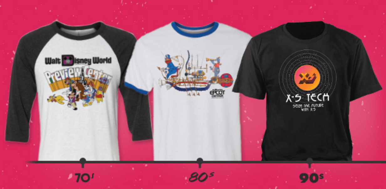 82d43be3ed4ef YesterEars Vintage Disney World Shirts: Yea or Nay? - Disney Tourist ...