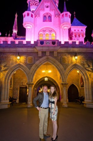 sarah-tom-bricker-sleeping-beauty-castle-disneyland-date