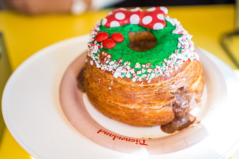 Best Christmas Food Desserts At Disney California Adventure