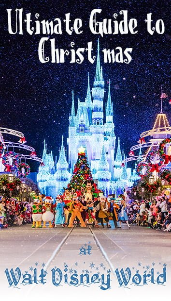 christmas guide walt disney world tips