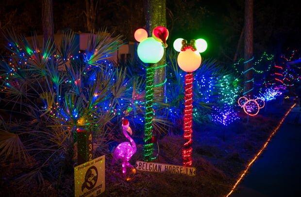 christmas-fort-wilderness-campground-resort-disney-world-257