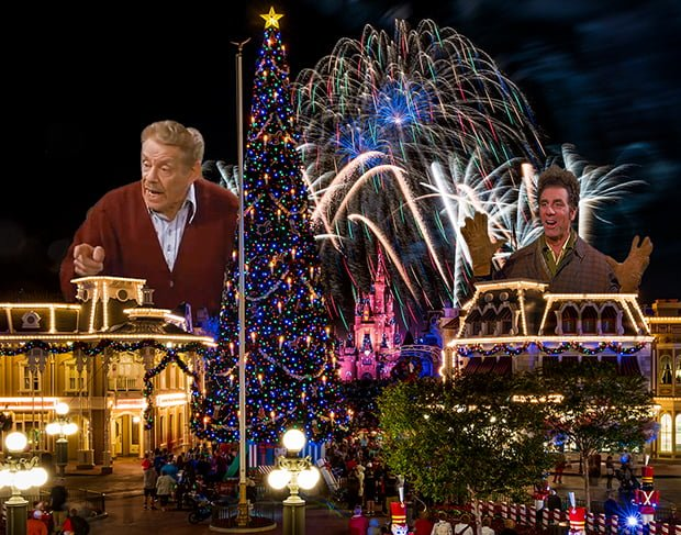 Seinfeld Christmas.Tips For Celebrating Festivus At Disney Disney Tourist Blog