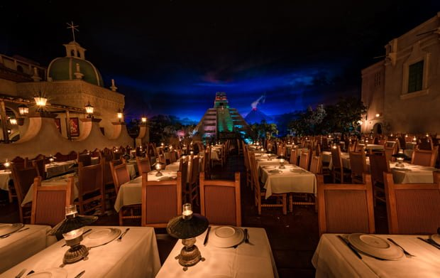 San Angel Inn Restaurante Review Disney Tourist Blog