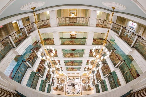 Villas at grand floridian review disney tourist blog for 2 bedroom hotels near disney world