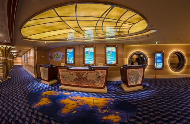 After The See Ya Real Soon Mini Show We Wandered Around Ship Some More Stopping In D Lounge To Watch Karaoke And Heading Adult Areas Check