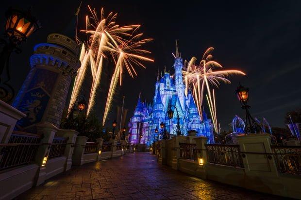 Best Magic Kingdom Fireworks Spots - Disney Tourist Blog