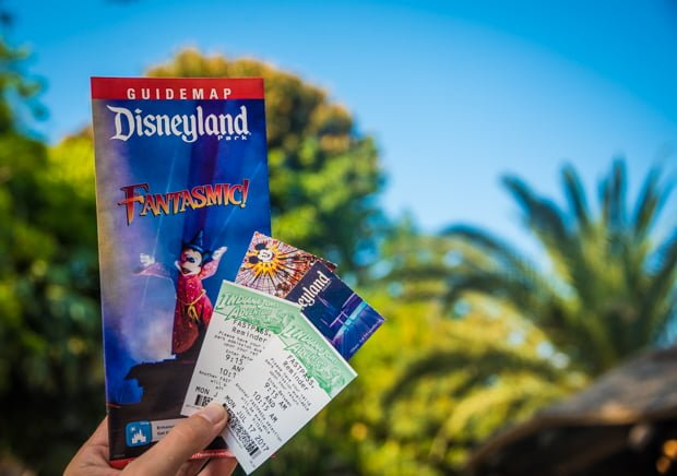 Disney california discount coupons