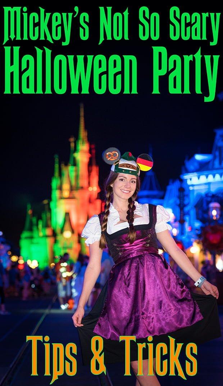 2018 mickey s not so scary halloween party tips disney tourist blog