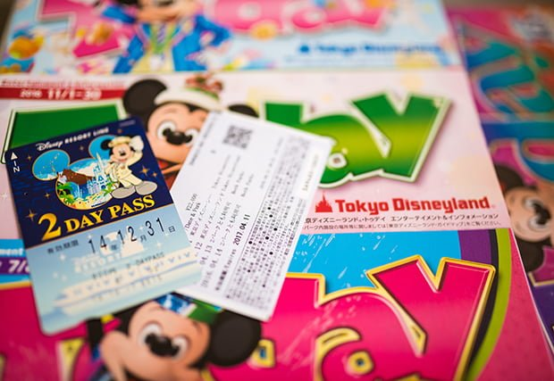 Tokyo Disneyland Discount Ticket Tips - Disney Tourist Blog