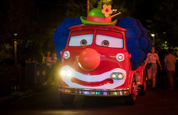 New Overnight Parking Fees For Disney World Hotels