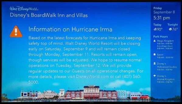 Visiting Disney World During Storm Season (Hurricane Dorian
