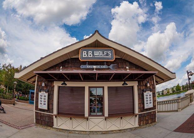 B.B. Wolf's Sausage Co. Disney Springs