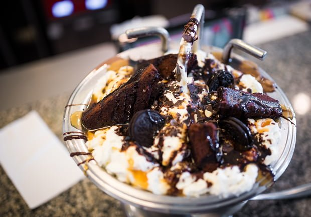 We did the kitchen sinkain disney tourist blog we found this more conservative slate of toppings was much more complementary in terms of flavor maybe its just me but theres something about coffee ice workwithnaturefo