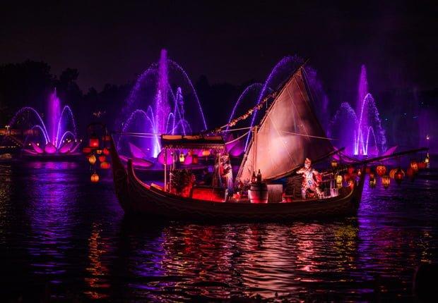 Rivers Of Light Review Disney Tourist Blog