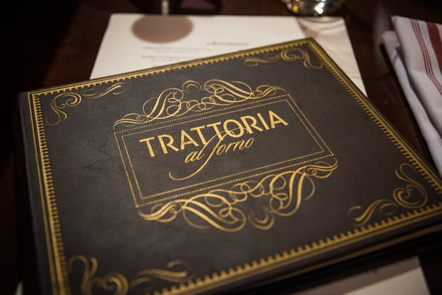 Trattoria Al Forno Review Disney Tourist Blog