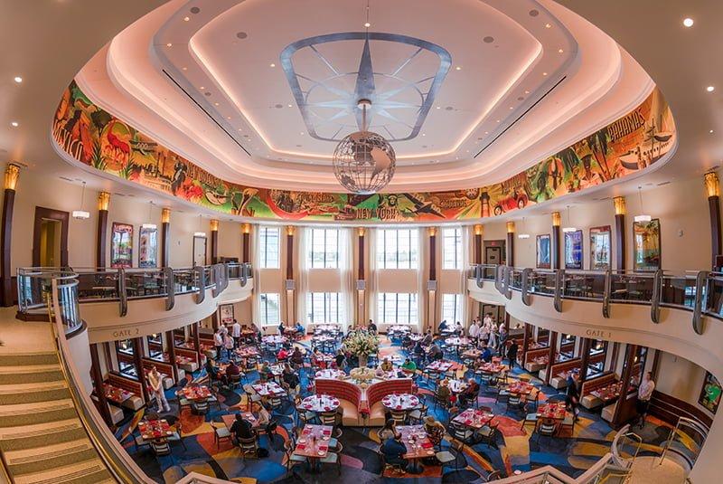 Disney Springs Table Service Restaurant Rankings Disney