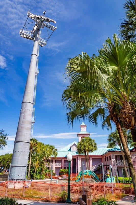 8bb062126 Caribbean Beach Resort Construction Update  Summer 2018 - Disney Tourist  Blog