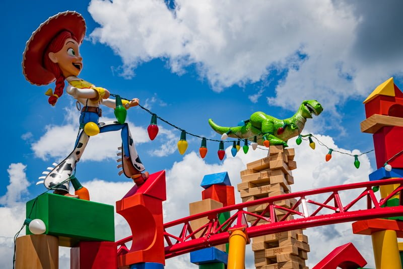 Disney Toy Story 3 Day Care Dash : Guide to fastpass at disney world tourist