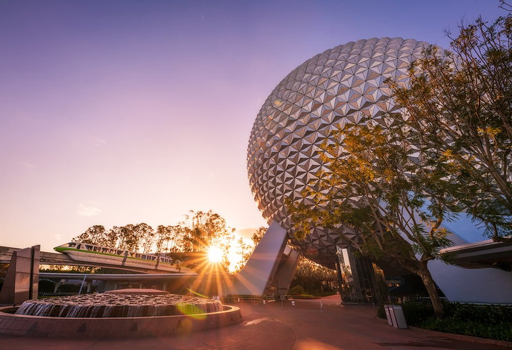 epcot morning touring strategy rope drop tips disney tourist blog