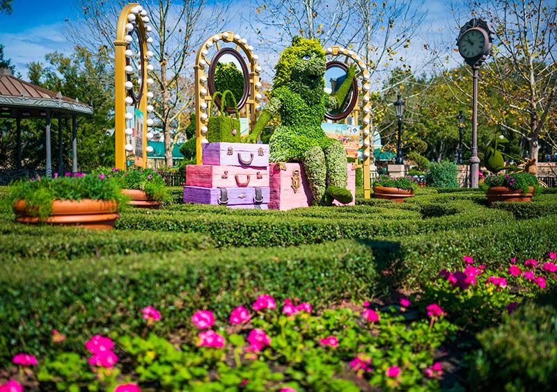 2019 Epcot Flower & Garden Festival Guide - Disney Tourist Blog