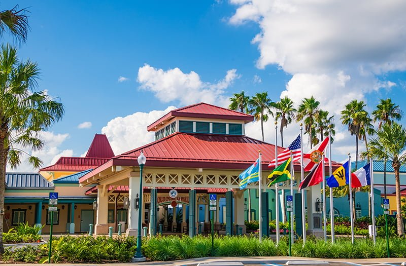 Photos & Thoughts: Re-Imagined Caribbean Beach Resort