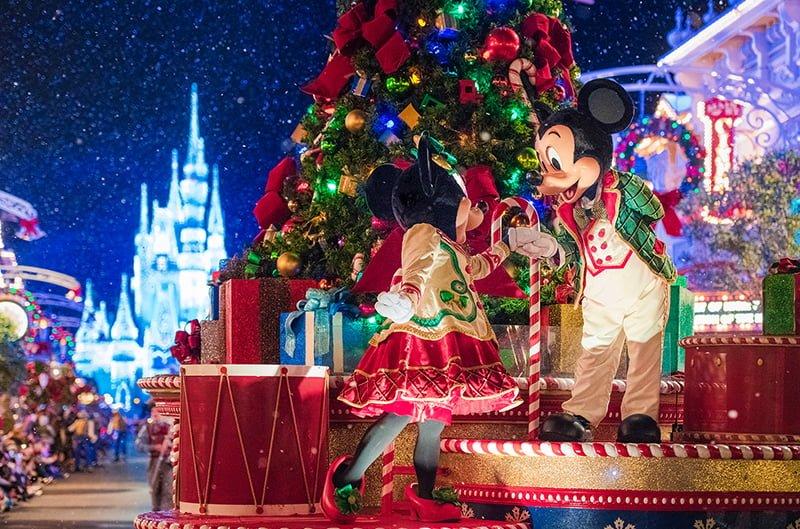 Disney Christmas Events 2021