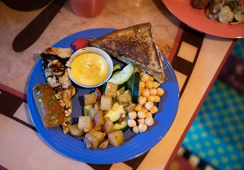 Goofy S Kitchen Review Disney Tourist Blog