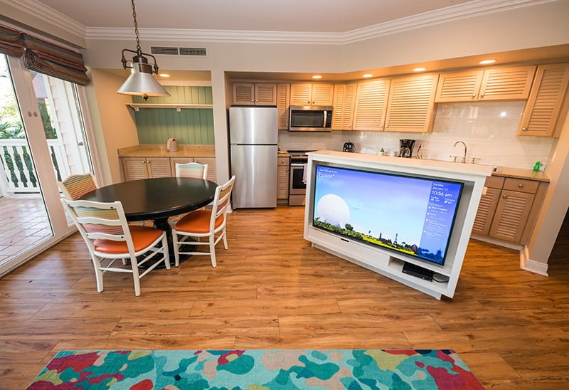Photo Tour: New Rooms at Old Key West - Disney Tourist Blog on