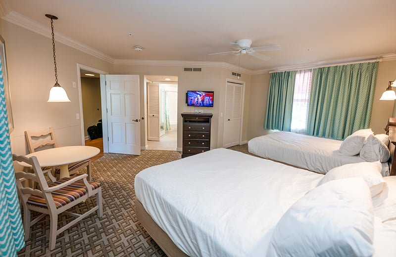 Photo Tour New Rooms At Old Key West Disney Tourist Blog Interesting Disney Old Key West One Bedroom Villa