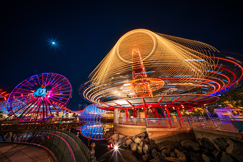 Best Disney California Adventure Attractions Ride Guide Disney