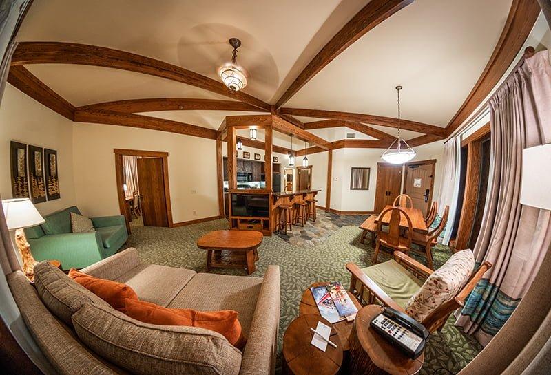 Treehouse Villas Review - Disney Tourist Blog