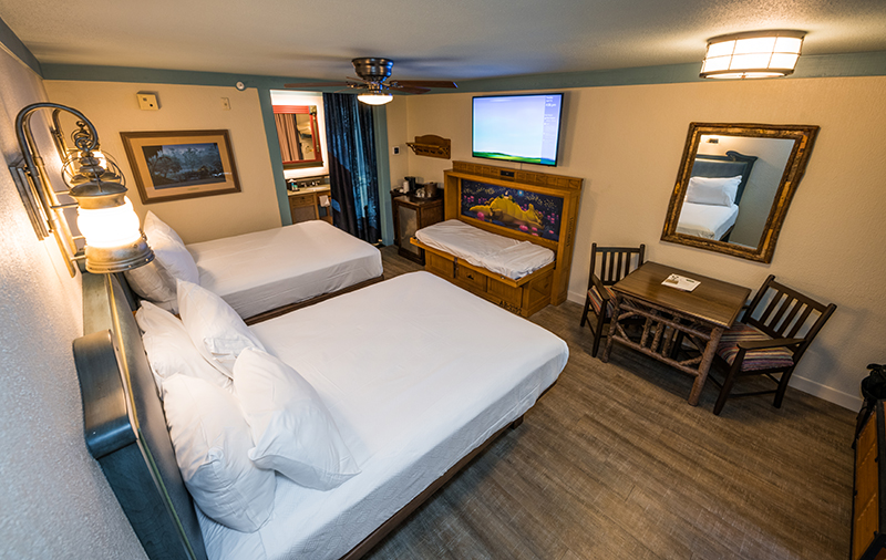 Rooms Review: New Rooms At Port Orleans Riverside