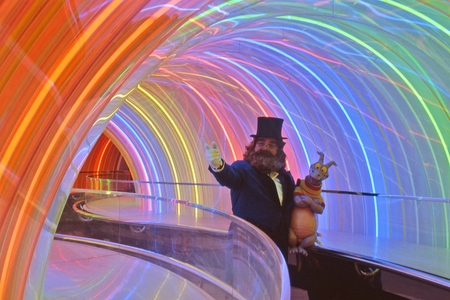 Image result for disney tourist blog dreamfinder