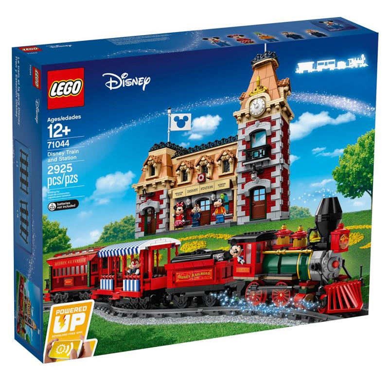 New Lego Disney World Amp Disneyland Train Set Disney
