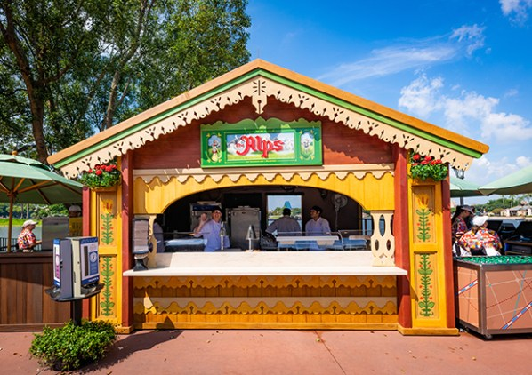 The Alps Review Menu 2019 Epcot Food Wine Festival