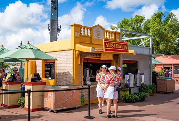 Australia Review Menu 2019 Epcot Food Wine Festival