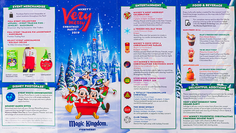 Merry Christmas Dining Party Dining 2020 2020 Mickey's Very Merry Christmas Party Dates, Info & Tips