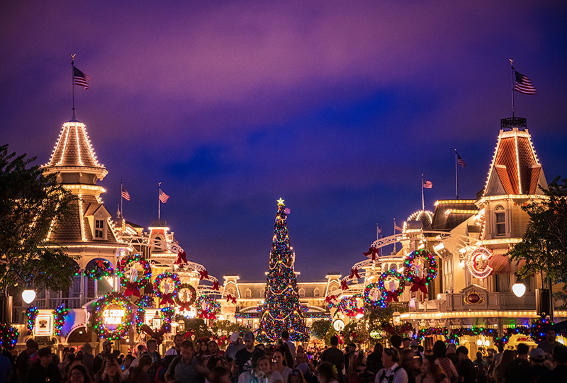 Mickey's Very Merry Christmas Party: 2019 Rainy Day Report - Page 2 of 2 - Disney Tourist Blog