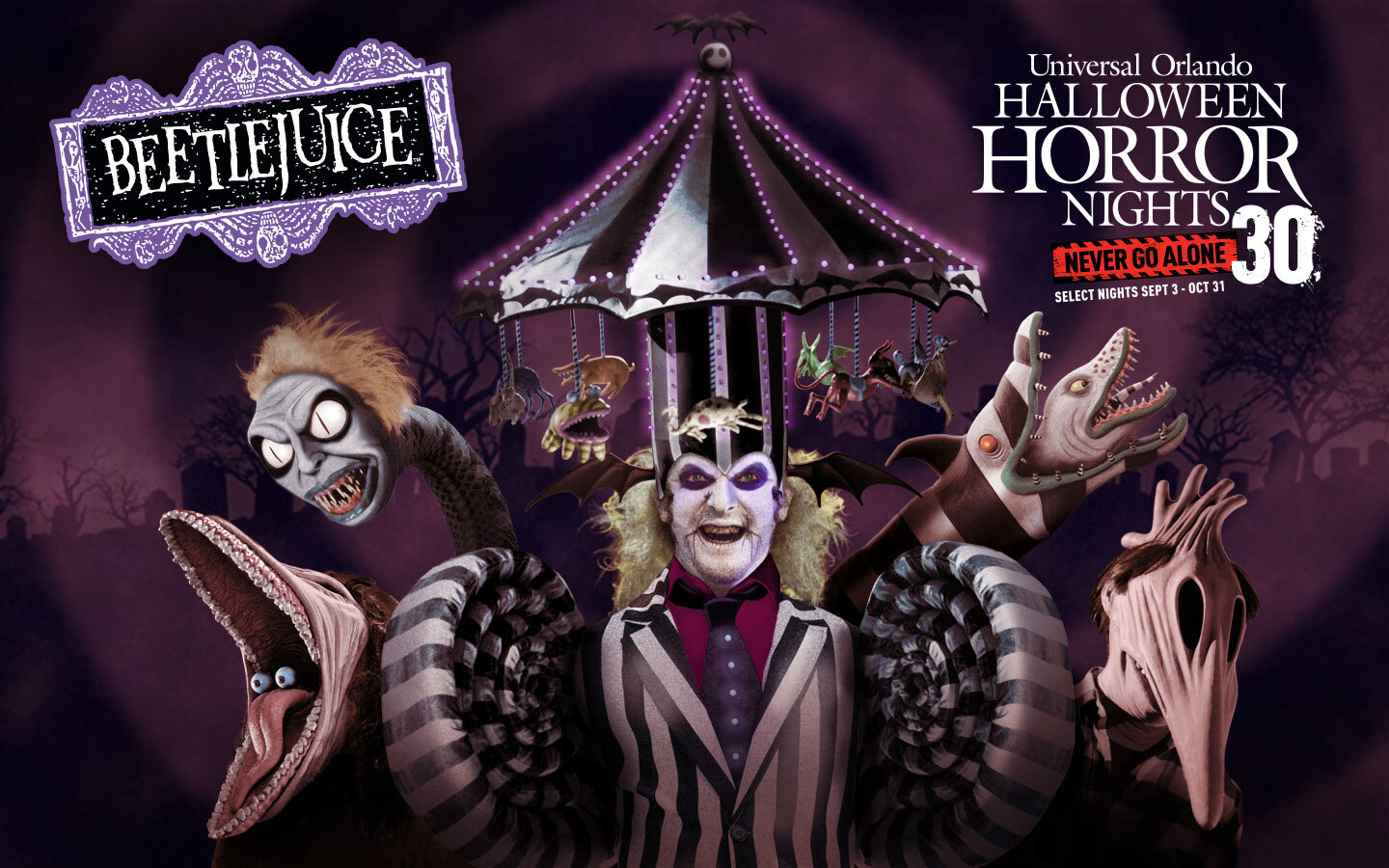 Finder is committed to editorial independence. 2021 Halloween Horror Nights at Universal Dates & Info - Disney Tourist Blog