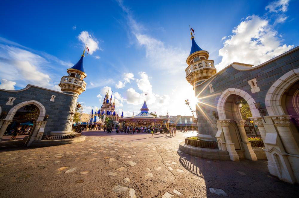 Magic Kingdom Report: Least Busy Weekday